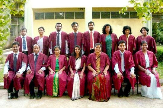 Institute of Biology, Sri Lanka - Council Members (2011 - 2012)