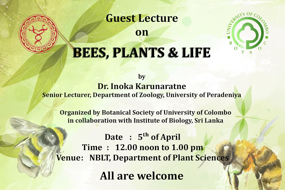 IOB Talk_Bees and Plants