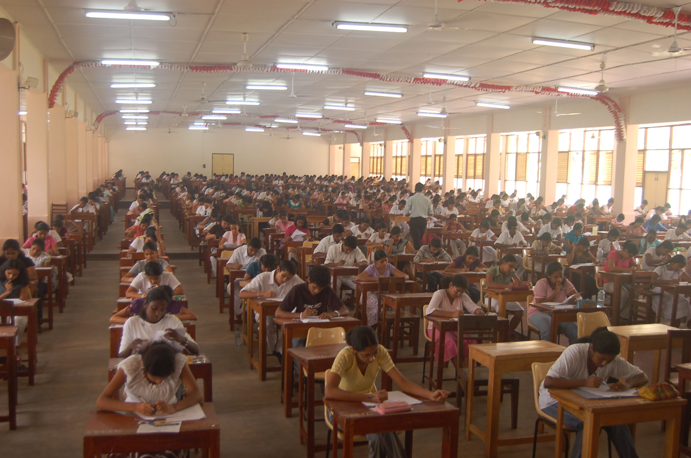 Sri Lankan Biology Olympiad Past Examination Papers