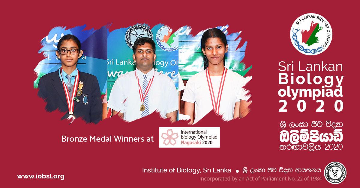 Biology Olympiad 2020
