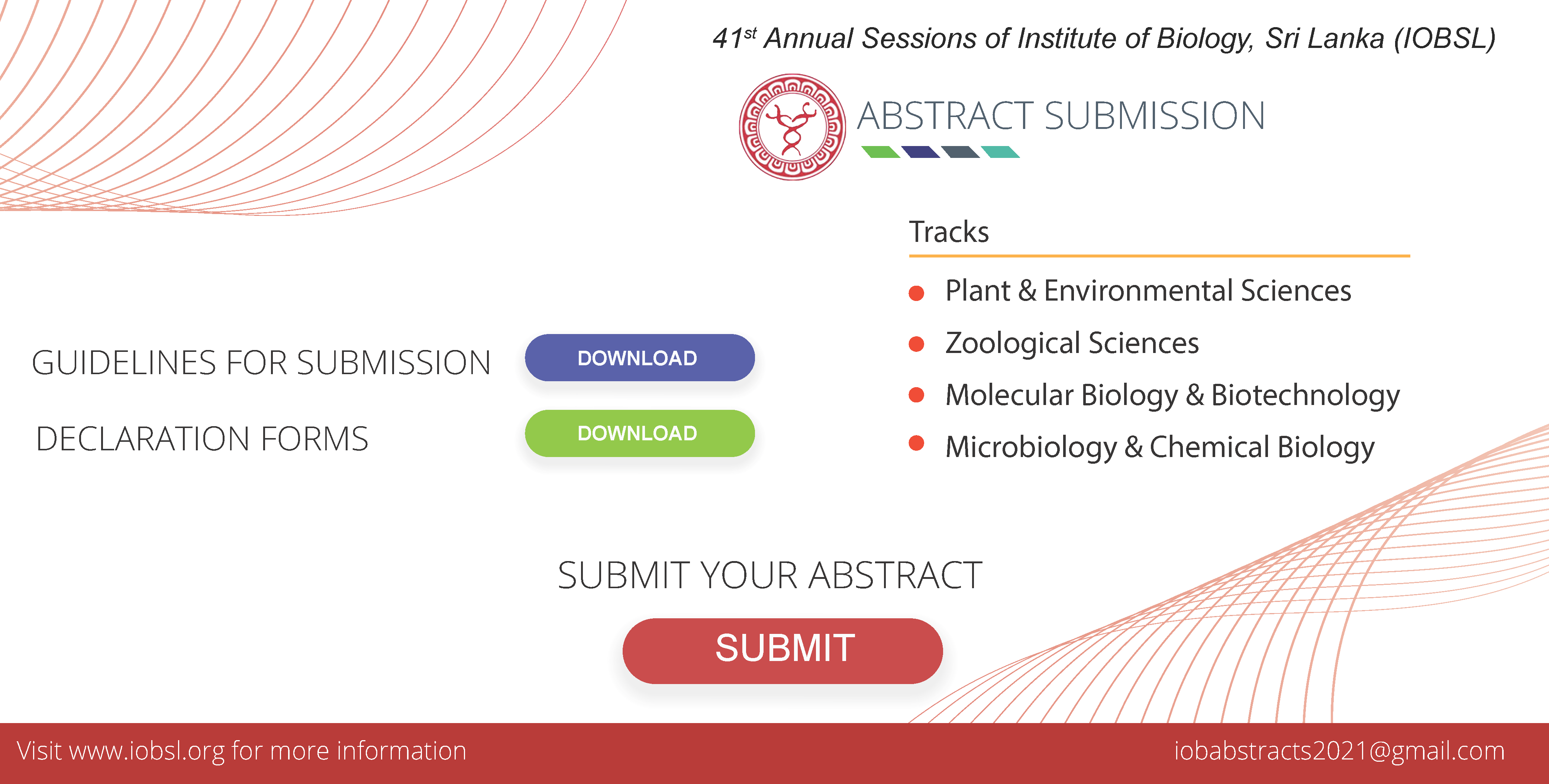 IOBSL 2021 – Abstract Submission